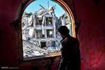 ویرانی های شهر رقه