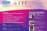 کنفرانس حل و فصل اختلافات قومی- مذهبی و ایجاد صلح برگزار می شود