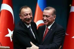 رؤسای جمهور ترکیه و آذربایجان