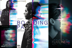 'Boarding Pass' poster artist accuses 'Flatliners' of plagiarism