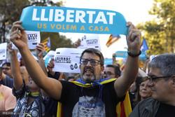 دژایەتی دەوڵەتی ئێسپانیا لەگەڵ جیایی خوازیی کاتالۆنیا