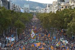 اقدام دولت اسپانیا علیه جدایی طلبان کاتالونیا