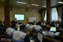 همایش مانور آمادگی کارشناسان بهداشت محیط در زمینه خدمت به زائران اربعین حسینی استان کرمانشاه