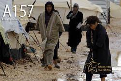 "A scene from Iranian filmmaker Behruz Nuranipur's ""A157"""