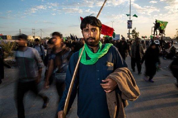 مشکلی برای ورود زوار پاکستانی به عراق وجود ندارد