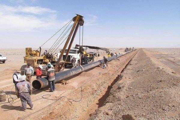 ۱۷۰۰۰ کیلومتر خطوط گاز در استان کرمان اجرا شده است