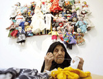 A woman is never incapable, says 91-year-old doll-maker