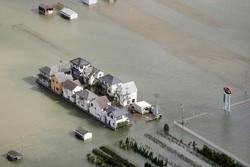جاپان میں سمندری طوفان ٹرامی کی وجہ سے 1100 پروازیں منسوخ