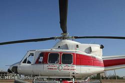 پرواز بالگرد برای زائران حادثه دیده در سوسنگرد