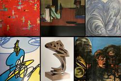 کریستیز آثار مدرن و معاصر خاورمیانه را به لندن برد/ ارائه ۵۷ اثر