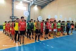 پنجمین المپیاد ورزشی درون مدرسه ای در مازندران آغاز شد