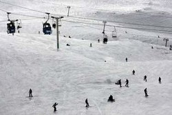 Iran enjoys largest untouched ski resort in world