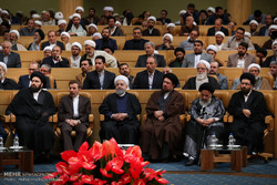 Commemoration of 40th martyrdom anniv. of Ayat. Mostafa Khomeini