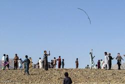 جشنواره پرواز بادبادکها در مهرستان