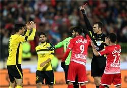 Bijan Heydari chosen to officiate Tehran derby