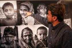 Myanmar Müslümanlarını konu alan sergiden kareler