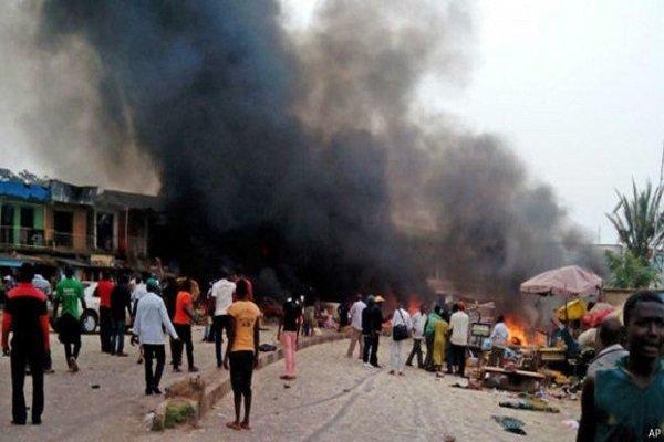 مقتل واصابة نحو 30  شخصا  في هجمات انتحارية في نيجيريا