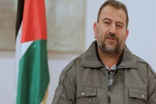 رایزنی هیات بلندپایه حماس با رهبران گروههای فلسطینی در بیروت