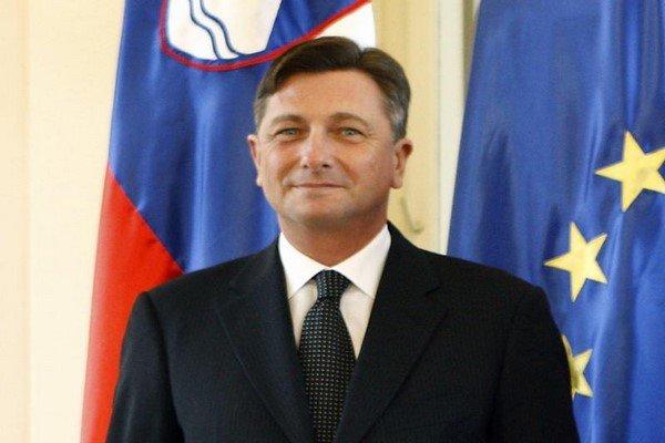 «بروت پاهور» برای دومین بار رئیس جمهور اسلوونی شد