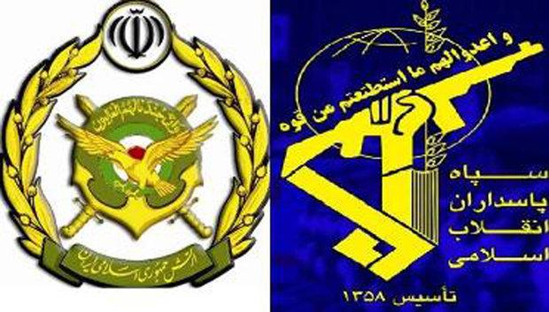 افتتاح ملتقى الاتحاد بين الحرس الثوري والجيش الايراني