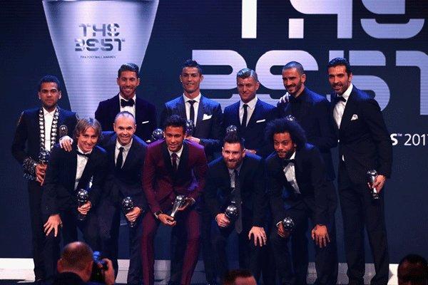 تیم منتخب فیفا