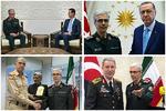 دیپلماسی فعال نظامی از چین تا ایتالیا/ گام بلند نیروهای مسلح برای حضور در تعاملات جهانی
