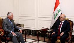 العبادي : مقاتلو الحشد الشعبي عراقيون قاتلوا الارهاب ودافعوا عن بلدهم