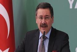 Ankara Belediye Başkanı Melih Gökçek istifa etti