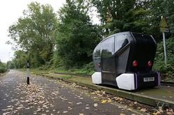 جابجایی مسافر با خودروی خودران در کمبریج