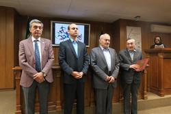 چهارمین جایزه گنجینه پژوهشی ایرج افشار به حمید کشاورز رسید