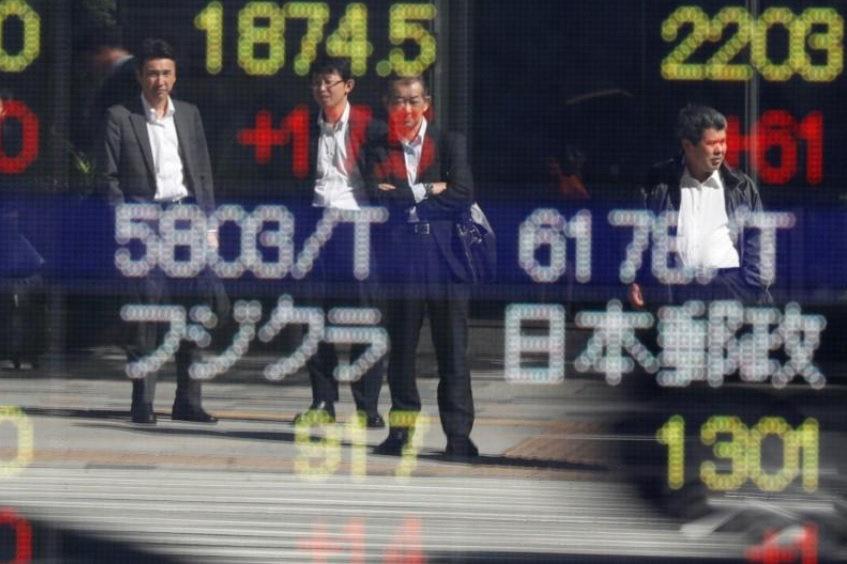 سهام آسیایی با نگرانی از افزایش نرخ بهره آمریکا سقوط کرد