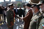 مراسم مشترک دانشآموختگی دانشجویان دانشگاههای افسری ارتش