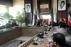 جلسه استانداری تهران