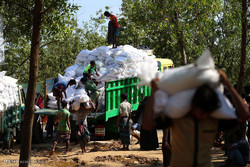 کمپ های اسکان مسلمانان روهینگیا