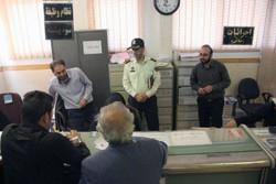 افزایش خدمترسانی پلیس قم در آستانه اربعین حسینی(ع)