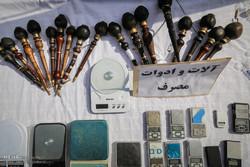 اقبال معتادان تهران به تریاک و هروئین/۲۰هزار معتاد متجاهر داریم
