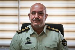 سرهنگ حمیدرضا یاراحمدی سرپرست اداره آگاهی تهران بزرگ