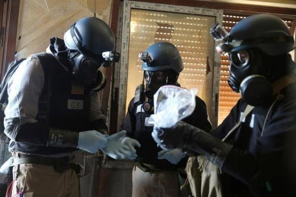 تحرکات تروریستها برای پیاده سازی سناریوی حمله شیمیایی در «حماه»