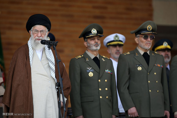 No bargain or negotiation allowed on Iran defense power
