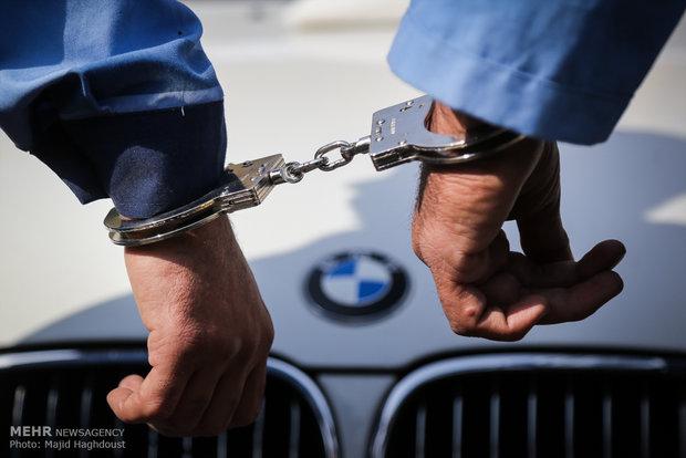 کاهش ۶ درصدی سرقت/ دستگیری ۳۷۳ سارق پایتخت