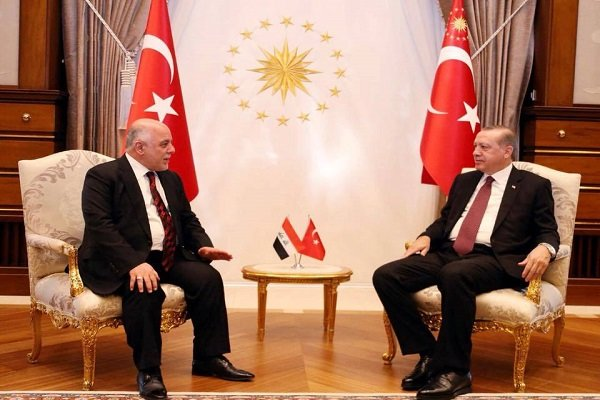 Turkey, Iraq to cooperate  in anti-terror fight