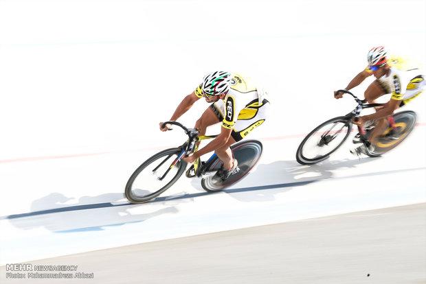 المرحلة النهائية من بطولة سباق الدرجات الهوائية في ايران