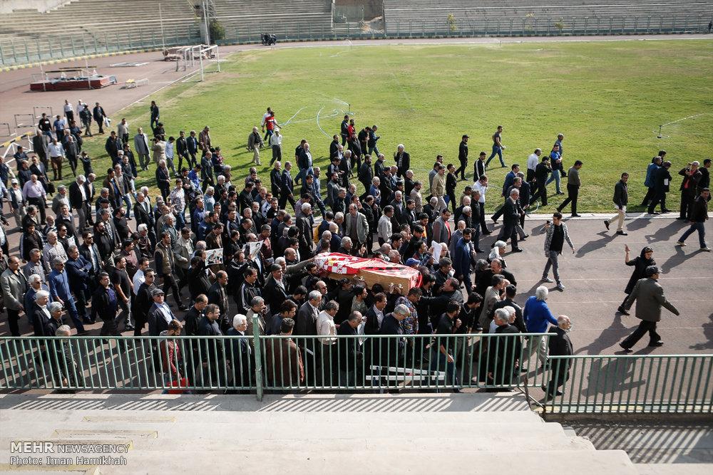 زمان تشییع و مراسم ختم داور پیشکسوت فوتبال ایران مشخص شد