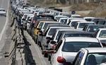 ترافیک در خروجی ها مشهد سنگین است/ موج بازگشت زائران