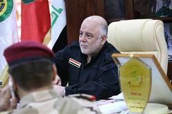 """العبادي يعلن انطلاق عمليات تحرير القائم آخر معاقل""""داعش"""" في العراق"""