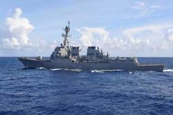 کمک ناو آمریکایی به قایق ماهیگیری ایرانی در آبهای یمن