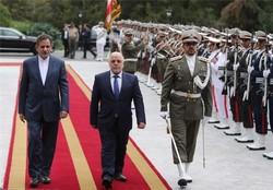 VP Jahangiri welcomes Iraqi PM in Tehran