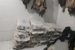 استشهاد جندي من حرس الحدود الايراني خلال عملية مكافحة تهريب المخدرات