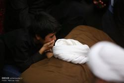 تشییع پیکر حجت السلام جمشید بحری