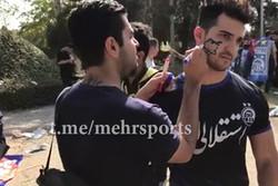 اعتراض به فدراسیون فوتبال به خاطر پرسپولیس و تشویق یک نیمکت نشین